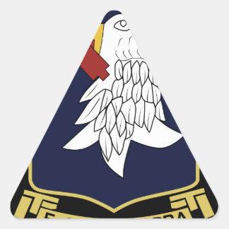 98.o Militares del remiendo del grupo 3,5 de la Pegatina Triangular