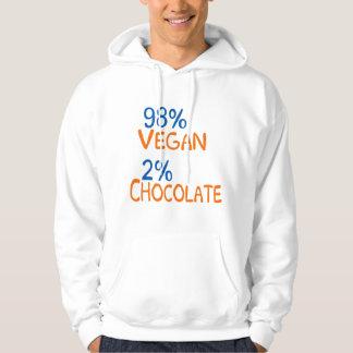98 Percent Vegan Hooded Pullover