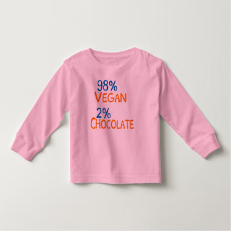98 Percent Vegan Shirt