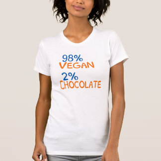 98 Percent Vegan T-Shirt