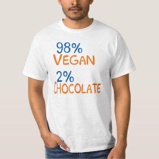 98 Percent Vegan T Shirt