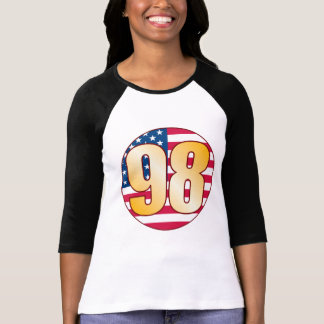 98 USA Gold T-Shirt