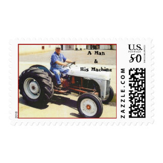 99185 Tractor Postage