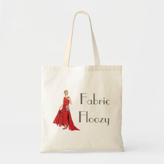 995046-034, Fabric Floozy Tote Bag