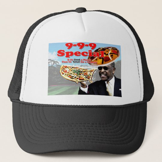 999 TRUCKER HAT
