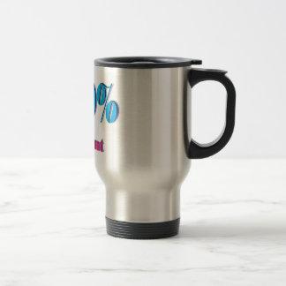 99.9 Percent Innocent Travel Mug
