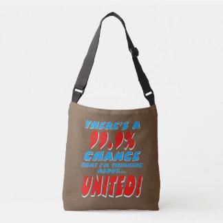 99.9% UNITED (wht) Crossbody Bag