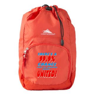 99.9% UNITED (wht) High Sierra Backpack