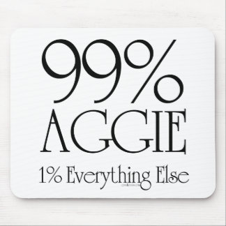 99% Aggie Mouse Pad