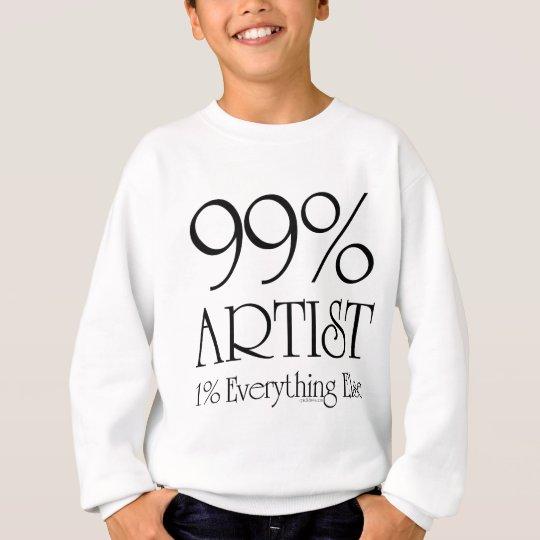 99% Artist Sweatshirt