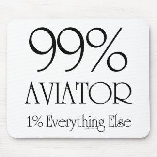 99% Aviator Mouse Pad