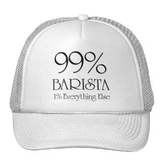 99% Barista Trucker Hat