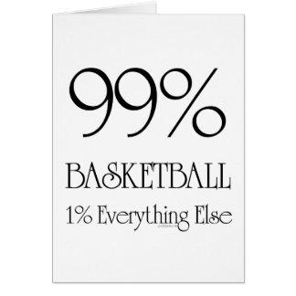 99% Basketball Card