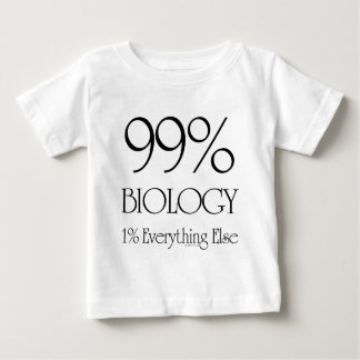 99% Biology Baby T-Shirt