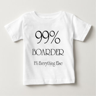 99% Boarder Baby T-Shirt