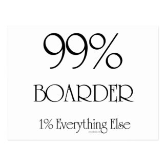 99% Boarder Post Cards