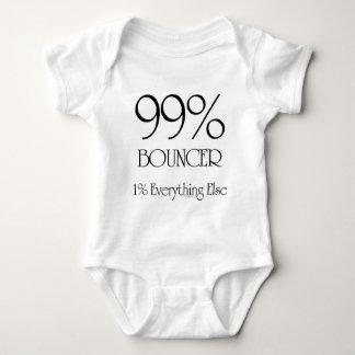 99% Bouncer Baby Bodysuit