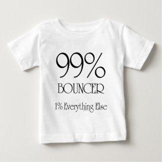 99% Bouncer Baby T-Shirt