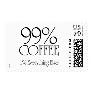 99% Coffee Postage