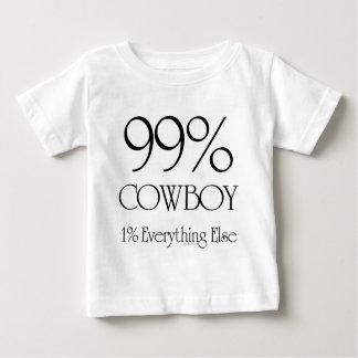 99% Cowboy Baby T-Shirt