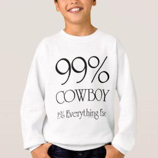 99% Cowboy Sweatshirt