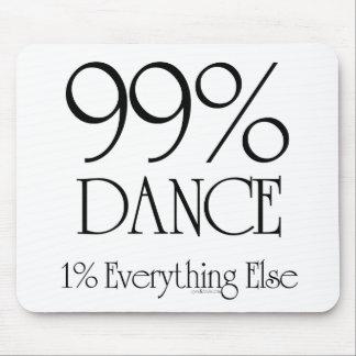 99% Dance Mouse Pad