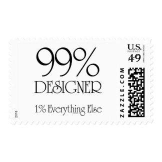 99% Designer Stamp