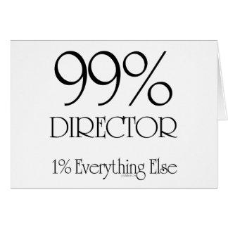 99% Director Card