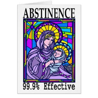 99% effective! card