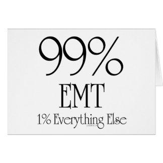 99% EMT CARD