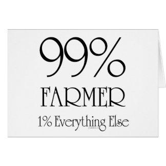 99% Farmer Card