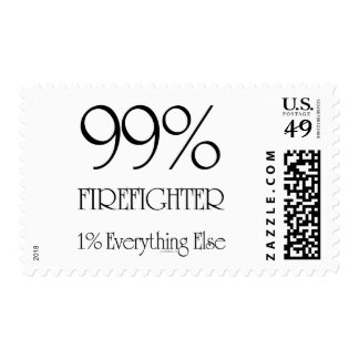99% Firefighter Postage