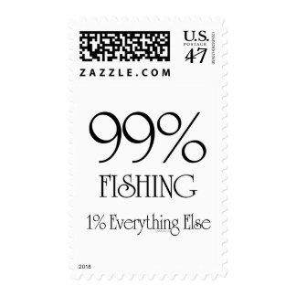 99% Fishing Postage