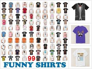 99 Funny Shirts