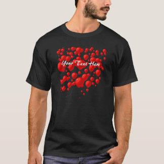 99 globos rojos playera