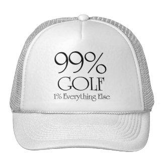 99% Golf Trucker Hat