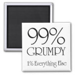 99% Grumpy Magnet