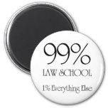 99% Law School Magnet