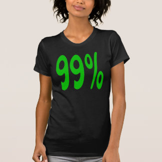 99% Ninety Nine Percent T-Shirt