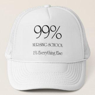 99% Nursing School Trucker Hat