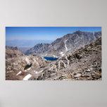 99 o 97 montañas rusas a Mt Whitney 3 Póster