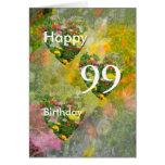 99.o Cumpleaños Felicitacion