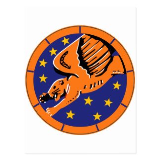 99.o Escuadrón de caza Tarjeta Postal