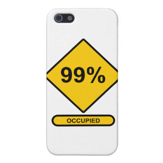 99% Occupied Case For iPhone SE/5/5s