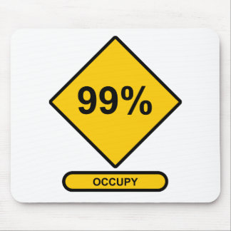 99% Occupy Mouse Pad
