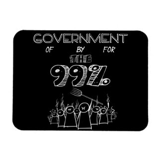 99% occupy wall street movement magnet