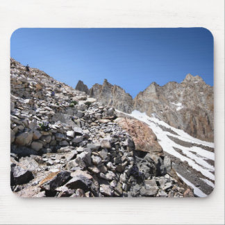 99 or 87 Switchbacks to Mt Whitney 2 Mouse Pad