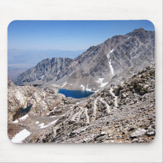 99 or 97 Switchbacks to Mt Whitney 3 Mouse Pad