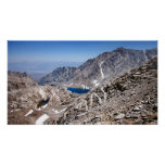 99 or 97 Switchbacks to Mt Whitney 3 Poster