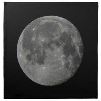 99% or the Moon Cloth Napkin